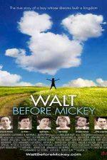 دانلود زیرنویس فیلم Walt Before Mickey 2015