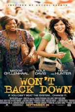 دانلود زیرنویس فیلم Won't Back Down 2012