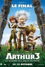دانلود زیرنویس انیمیشن Arthur 3: The War of the Two Worlds 2010