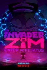 دانلود زیرنویس انیمیشن Invader Zim: Enter the Florpus 2019