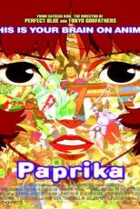 دانلود زیرنویس انیمیشن Paprika 2006
