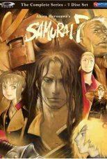 دانلود زیرنویس انیمیشن Samurai 7