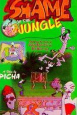 دانلود زیرنویس انیمیشن Tarzoon: Shame of the Jungle 1975