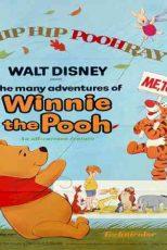 دانلود زیرنویس انیمیشن The Many Adventures of Winnie the Pooh 1977