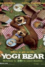 دانلود زیرنویس انیمیشن Yogi Bear 2010