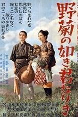 دانلود زیرنویس فارسی فیلم She Was Like a Wild Chrysanthemum 1955